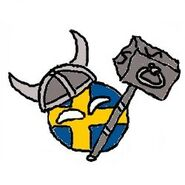 Sveaball the Viking