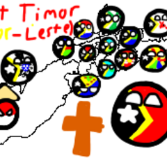 East Timorball and his municipalityballs