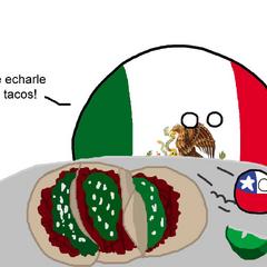 Tacos con <strong class=