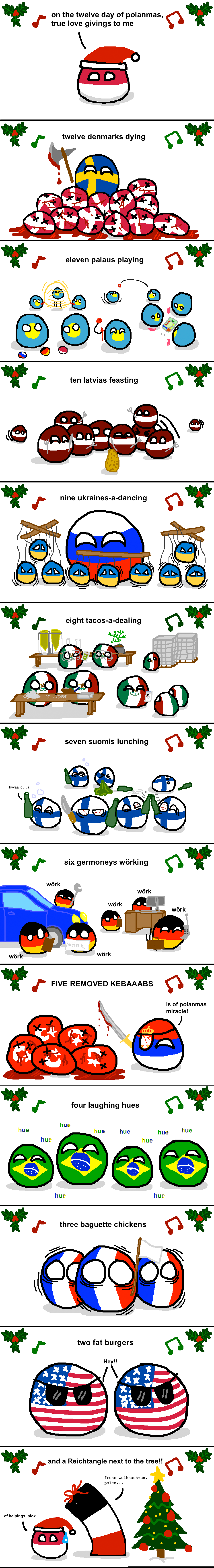 12 days of christmaspng