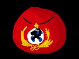 Chinese Soviet Republicball