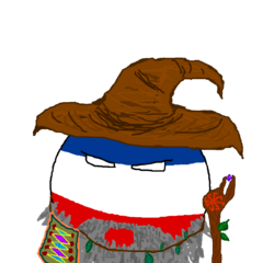 First drawing of Slavic unionball