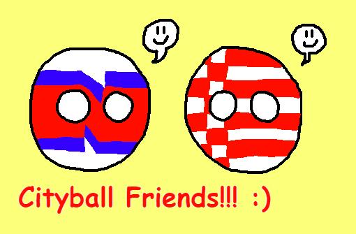 Cityball Friends
