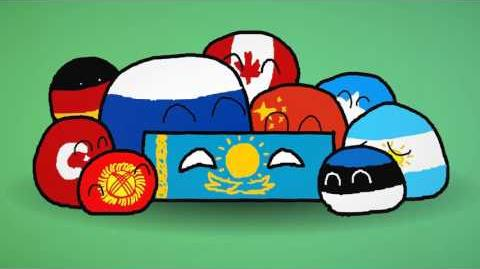 Kazakhbrick's Anthem (Countryball Animation Borat Anthem )-0