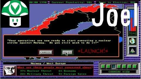 Vinesauce Joel - Joel nukes Norway