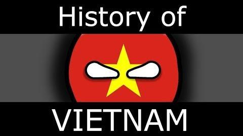 History of Vietnam in COUNTRYBALLS