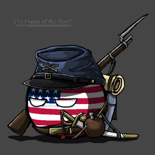 Флаг уже США