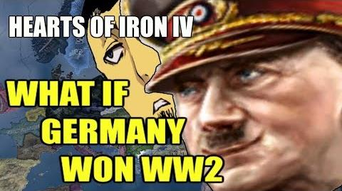 Hearts Of Iron 4 WHAT IF THE GERMANS WON WW2?