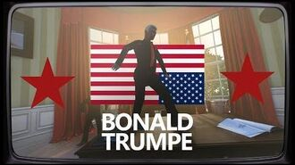 Donald Trump and Mike Pence Extreme Breakdance