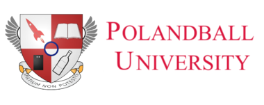 Polandball University - Header