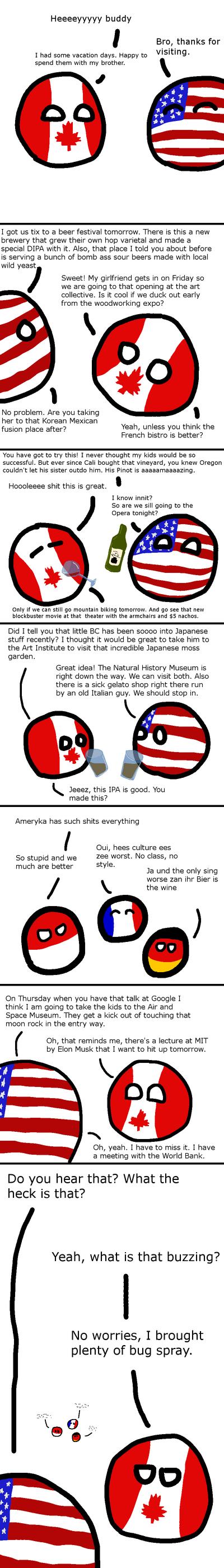 Murica&CanadaCulture