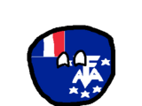 French Southern and Antarctic Landsball