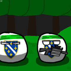 BOSNIA STRONK! (By <a href=