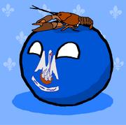 Louisinanablue