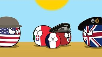 North African Campaign (1940-1943) Countryballs Full