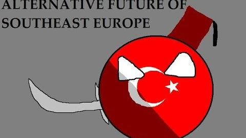 Alternative Future of Balkan Peninsula