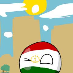 Tajikistanball By User 4499887