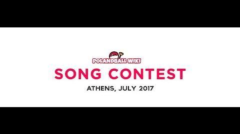 PolandBall Wiki Song Contest I Recap video