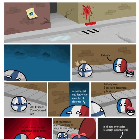The Börkpocalypse - The Lastings of Us