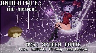 Undertale the Musical - Spider Dance