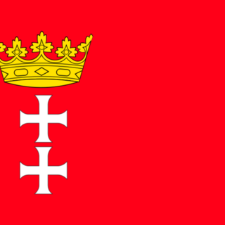 Flaga Gdańska