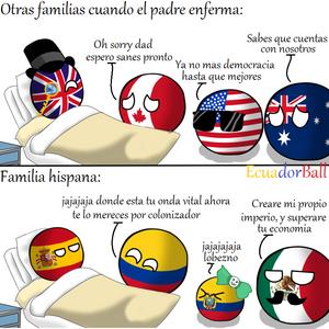 Familias coloniales