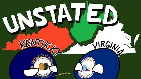 UNSTATED - Kentucky & Virginia (and Kanawha!)