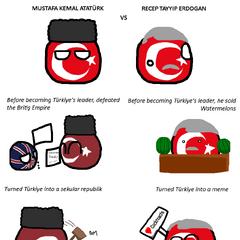 Turkiş Politik in a nutsell