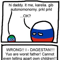 Russia's Adopted Family (legitprivilege)