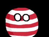 Principality of Hungaryball