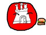 Hamburgball