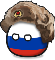 Russiaball by czechballthrowaway-dbragas