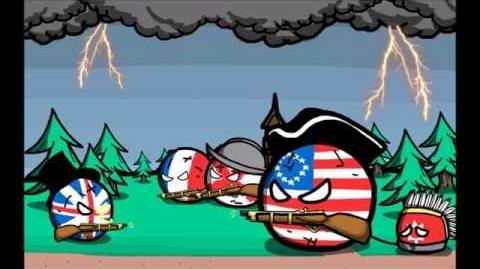 History of the United States of America - Countryball version Finished 2015