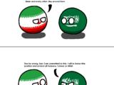 Iran-Saudi Arabia proxy conflict