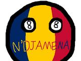 N'Djamena Regionball