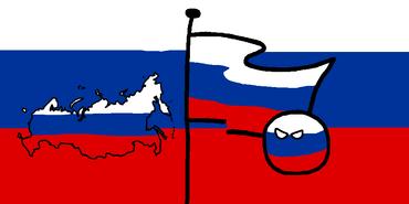 Russia card