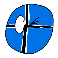 Estonia if she somehow managed to become a Nordic countryball.