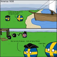 Sweden gets Kurwa slaves for