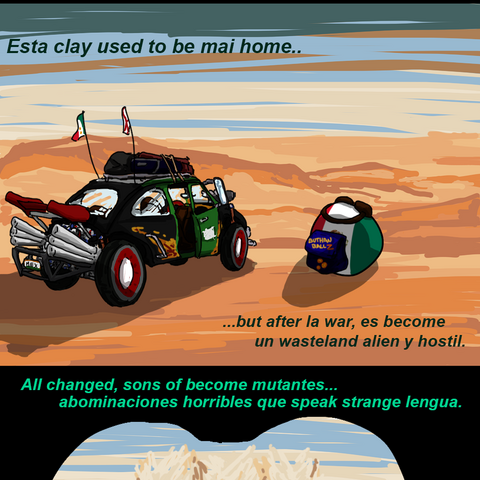 Mad Mex, credit from Polandball