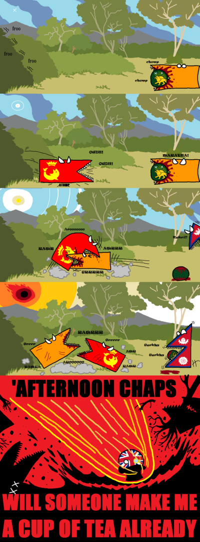 End of the Indiasaurs