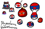Yugoslavia - MAP COMPETITION PB