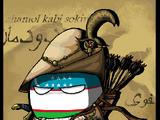 Uzbekistanball