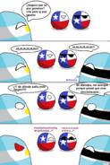 Argentina - Chile - Texas - Botsuana