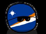 Marshall Islandsball