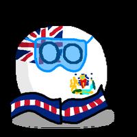 British Antarcticaball