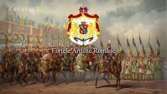 "Romanian Military Song ""Drum Bun"""