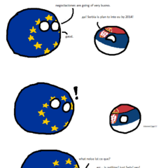 How Serbia will never into EU (Part 1)