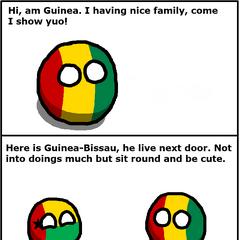 Guinea family