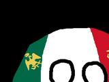 Segundo Império Mexicanoball