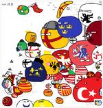 Europe, 1470